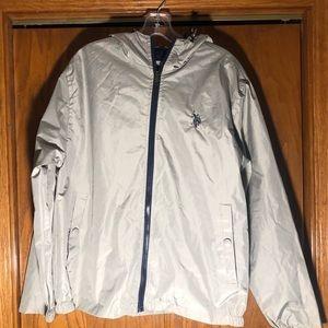 US Polo Rain Jacket Size M